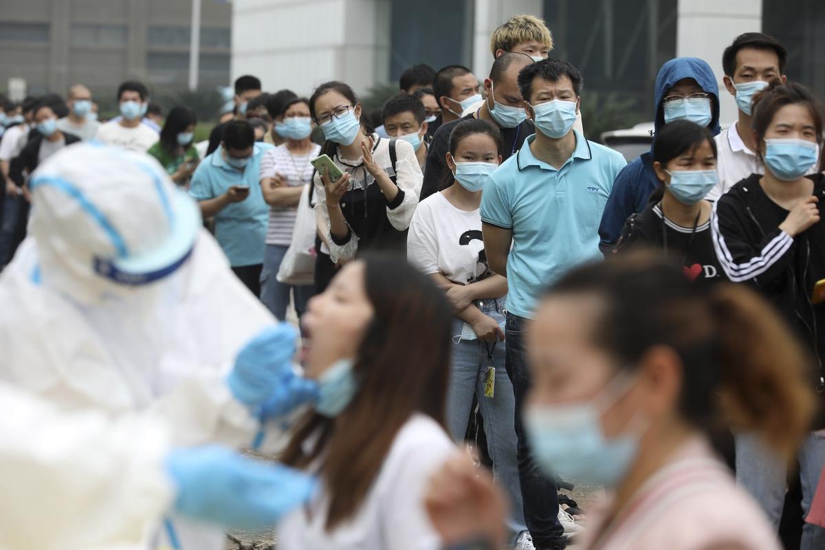 Спустя год Китай все еще не знает источник COVID-19