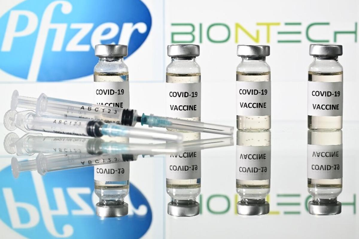 Евросоюз одобрил вакцину Moderna
