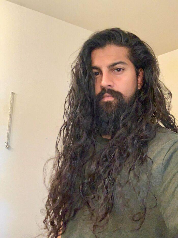 10+ длинноволосых красавцев, которые рушат стереотипы о мужской внешности