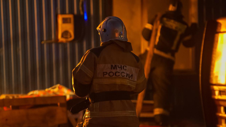 Пять жителей Хабаровска сгорели заживо при пожаре в жилом доме