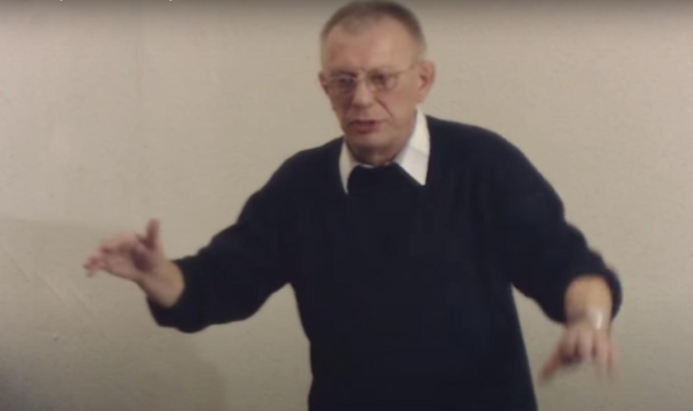 Историк Михаил Рогачев скончался от последствий COVID-19 в Петербурге