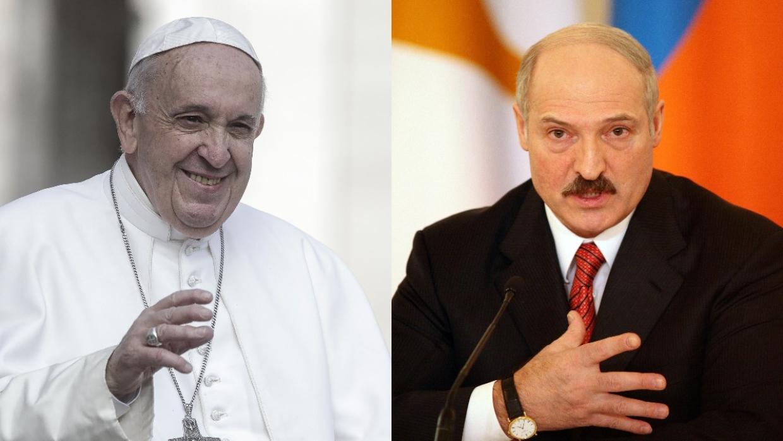 Политолог раскрыл детали компромисса между Лукашенко и Папой Франциском Первым