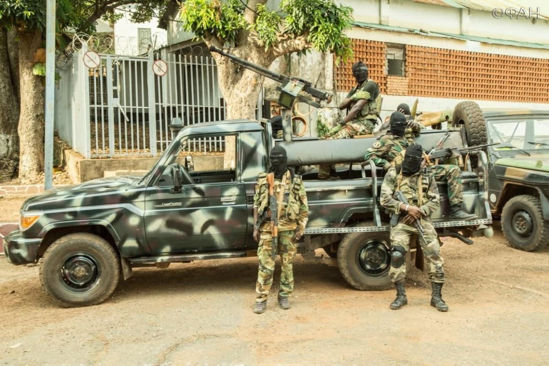 Власти ЦАР контролируют ситуацию в стране после оглашения результатов голосования