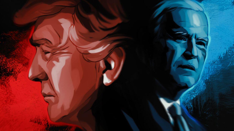 Американист рассказал, чем для США обернется противостояние Байдена и Трампа
