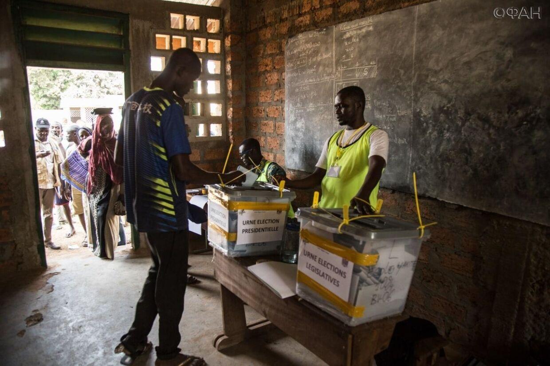 Страны Европы и Африки признали результаты первого тура выборов в ЦАР