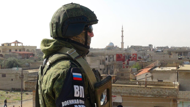 Россия восстанавливает мирную жизнь в сирийской провинции Деръа