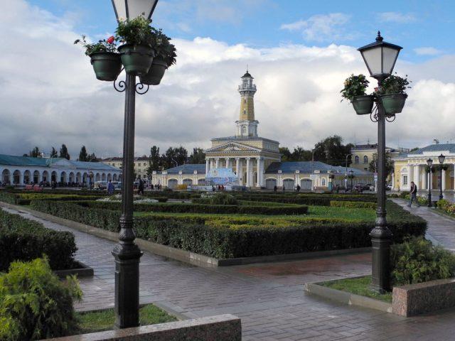 Кострома, Кострома— башни, храмы, дома…