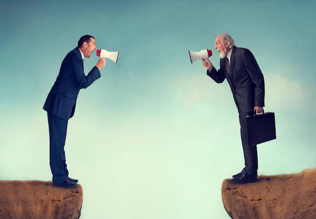 Стратегии поведения в конфликте. Споры и разногласия