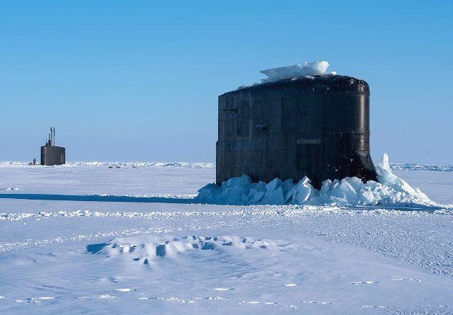 Новая стратегия ВМС США нацелена на противостояние в Арктике с Россией и Китаем