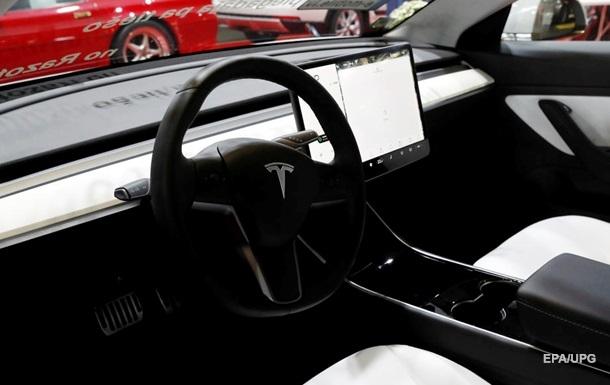 В сеть слили дизайн самой бюджетной модели Tesla