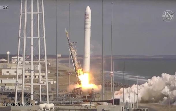 США запустили ракету Antares с грузом для МКС
