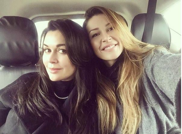 Анастасия Заворотнюк с Аней