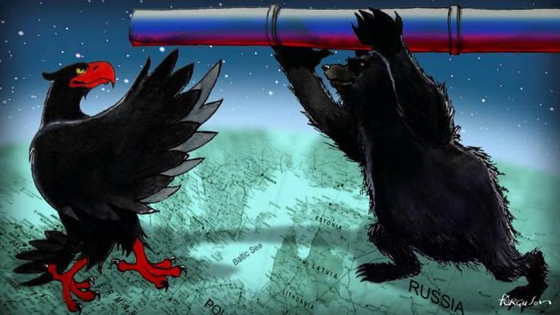 Мосты Германии в Россию раскалывают Европу
