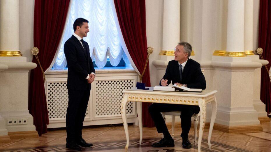 Сближение Украины и НАТО – путь к неминуемой войне