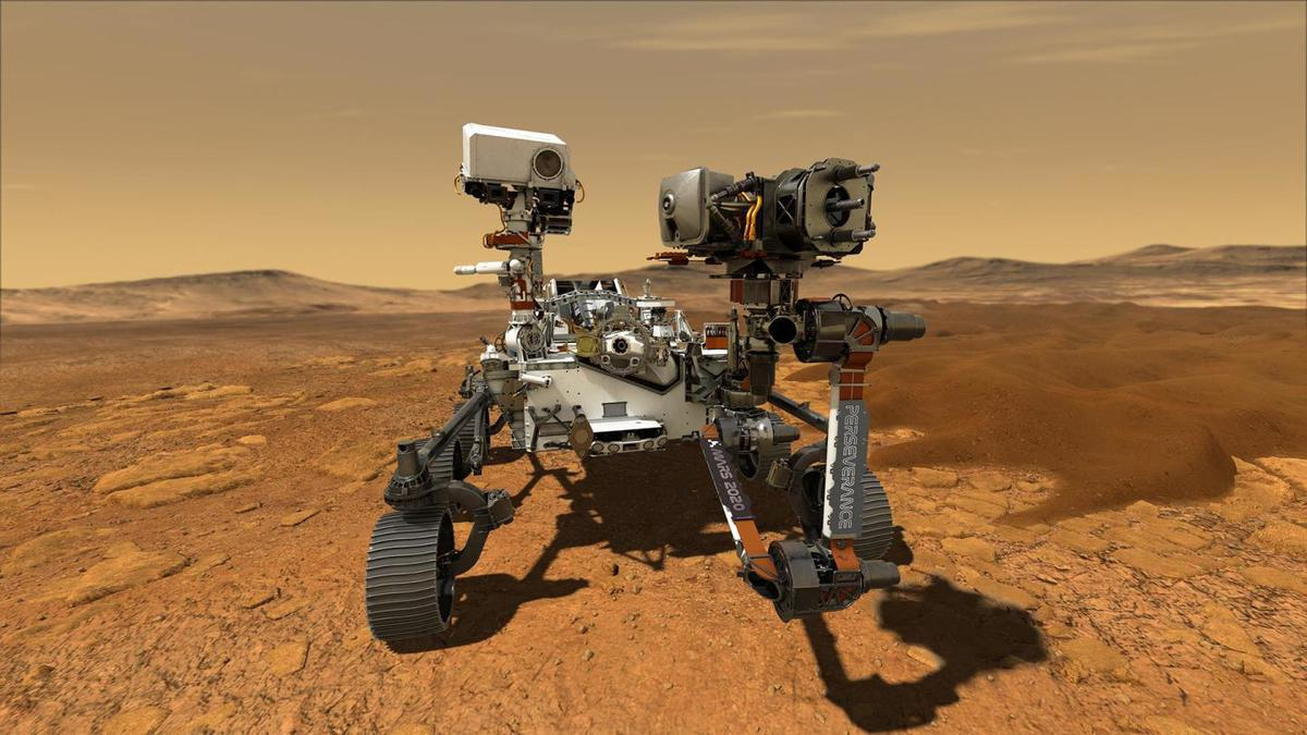 За высадкой на Марс нового ровера Perseverance можно будет следить онлайн