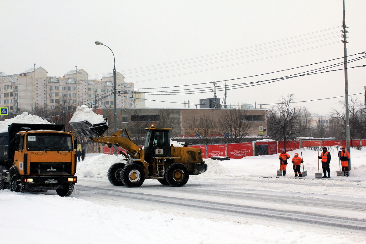 Что это было и будет ли снова: в Гидрометцентре оценили рекордный снегопад
