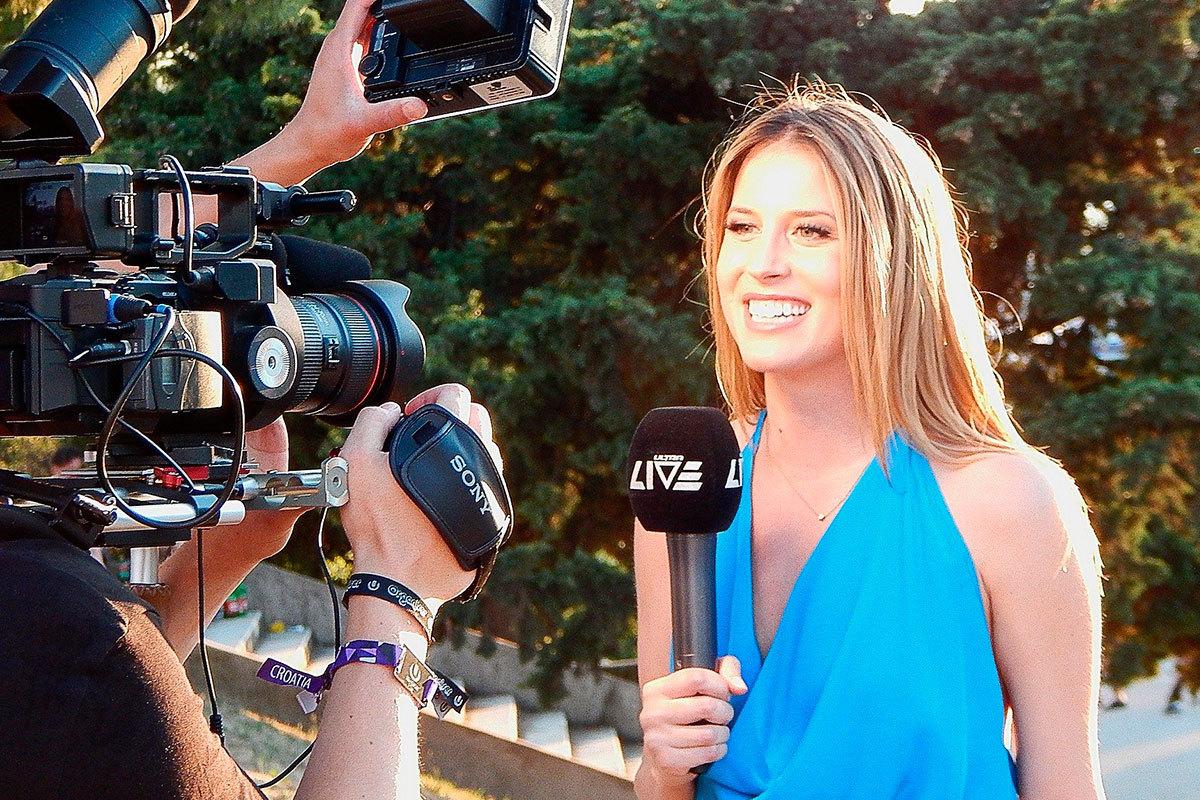 Как тяжело устроиться молодой девушке на активную работу в СМИ