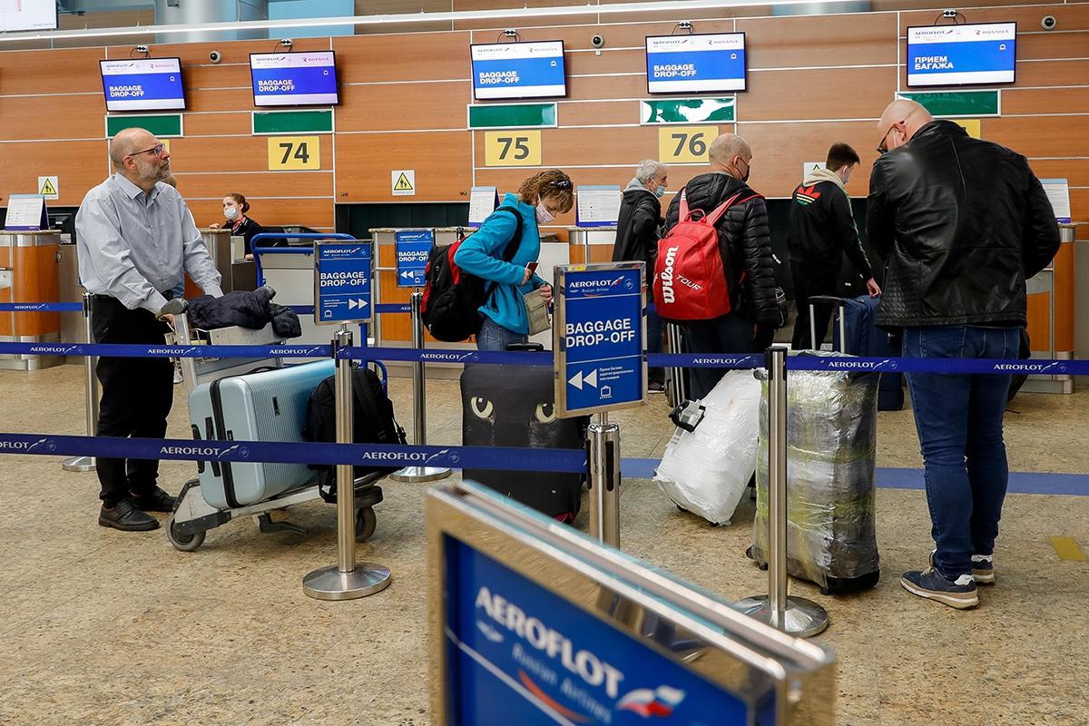 Россия объявила овозобновлении международных рейсов еще издвух городов