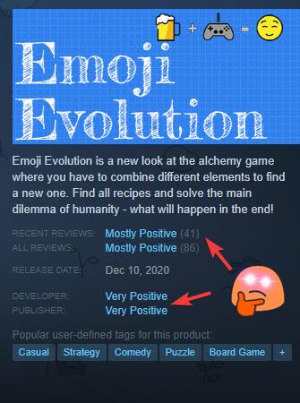 Коварного разработчика забанили в Steam после восхитительной аферы
