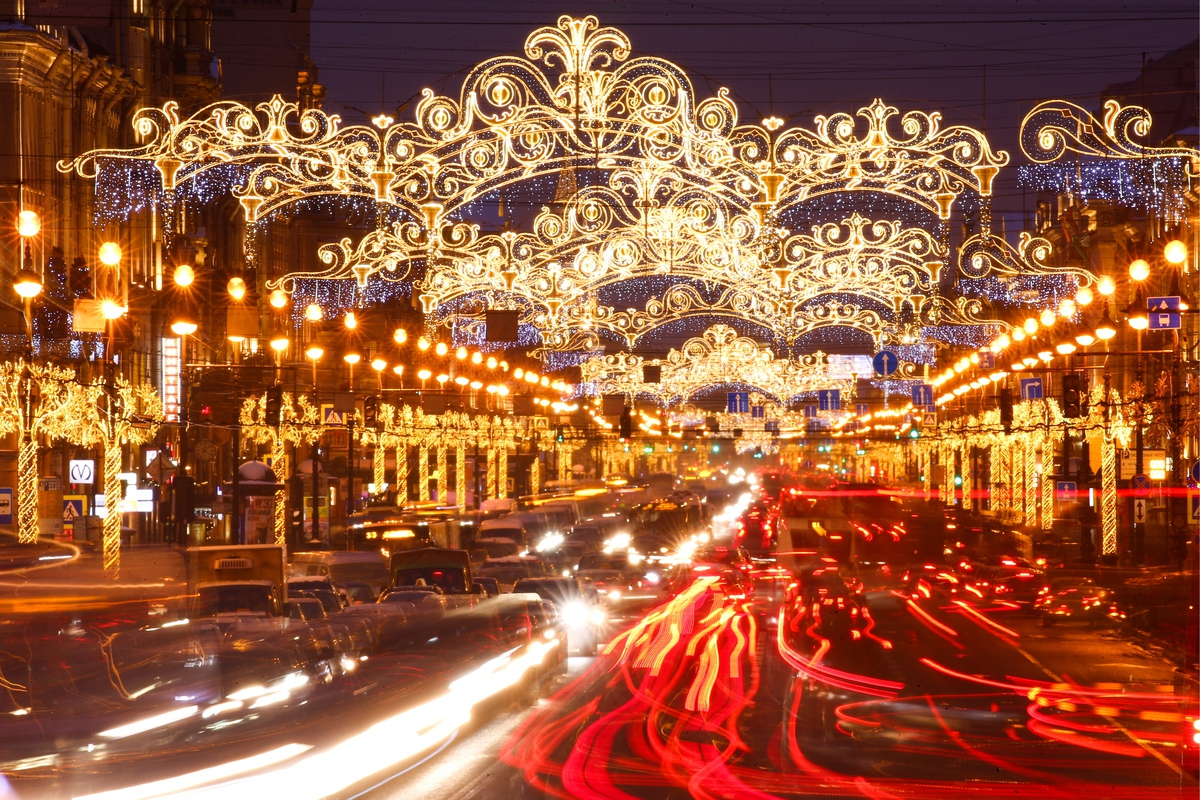 Санкт-Петербург © Петр Ковалев/ТАСС