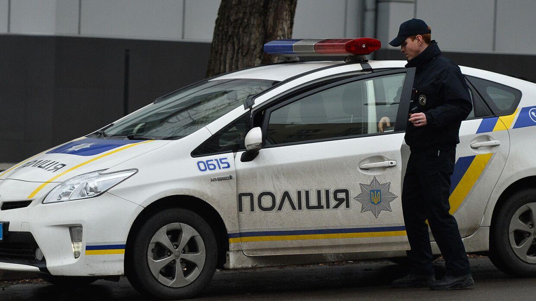 Обвиняемый в краже украинец попытался скрыться от полиции в сугробе