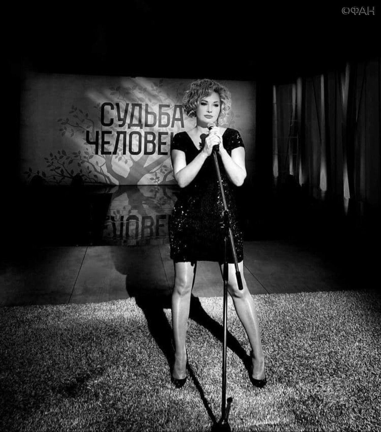 Мария Максакова ответила на критику после съемок в программе «Судьба человека»