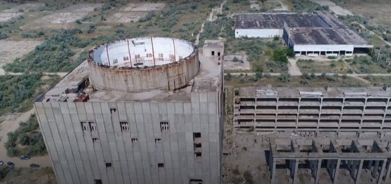 В Крыму решили снести легендарную  АЭС, где проходил фестиваль «КаZантип»