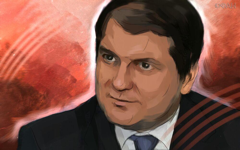 Иногда он просто говорит глупости: Владимир Корнилов о заявлении Михаила Саакашвили