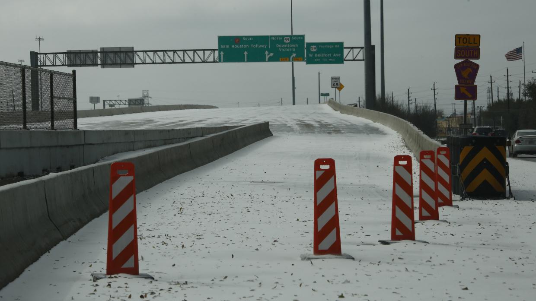 Климатолог объяснил аномальные морозы в Техасе
