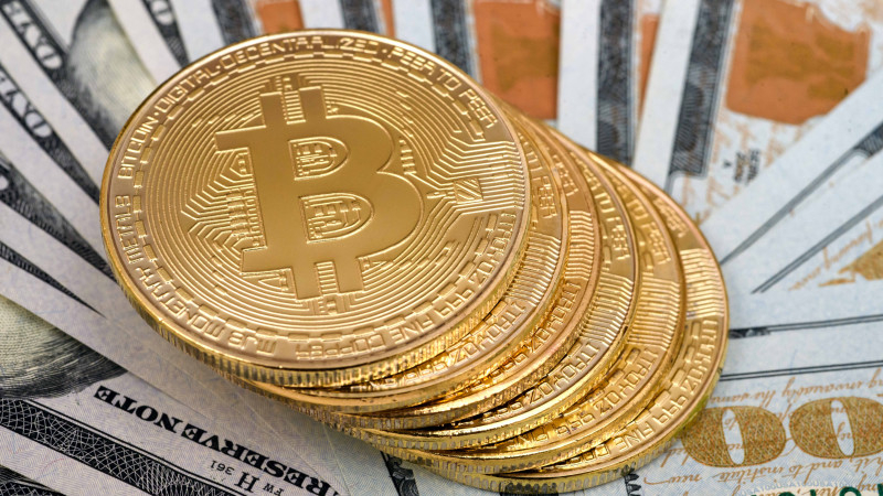 Стоимость биткоина обновила очередной исторический максимум