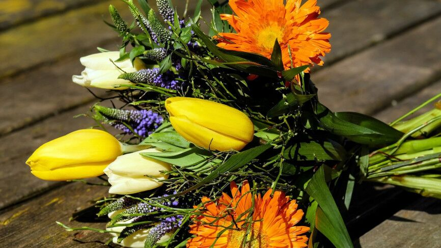 ФТС опровергла слухи о дефиците цветочной продукции в России
