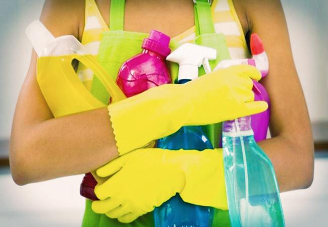 Как выбрать качественную бытовую химию?