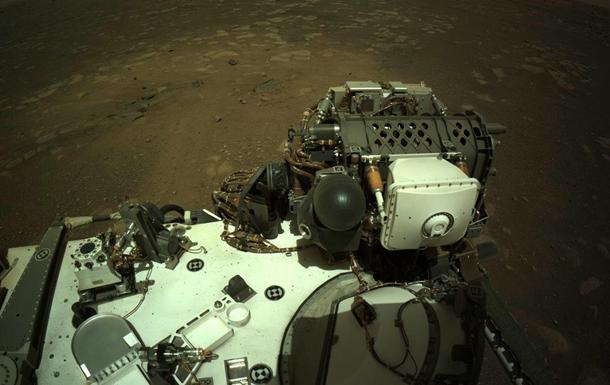 Perseverance сфотографировал на Марсе «тюленя»
