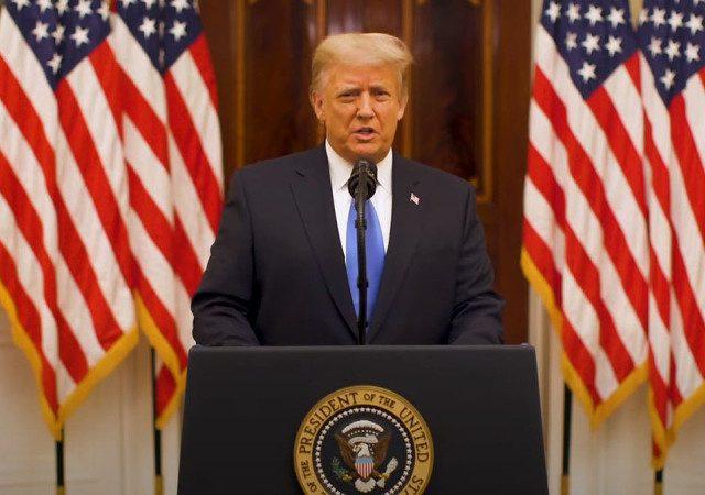 Трамп не исключил своего участия в будущих выборах президента США