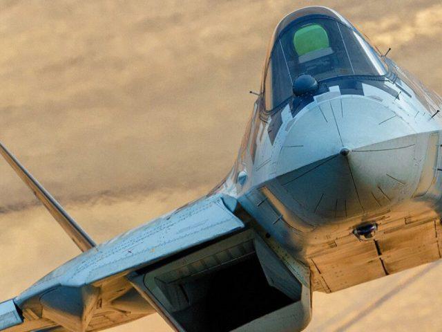 В США рассказали, какое оружие Су-57 является секретным