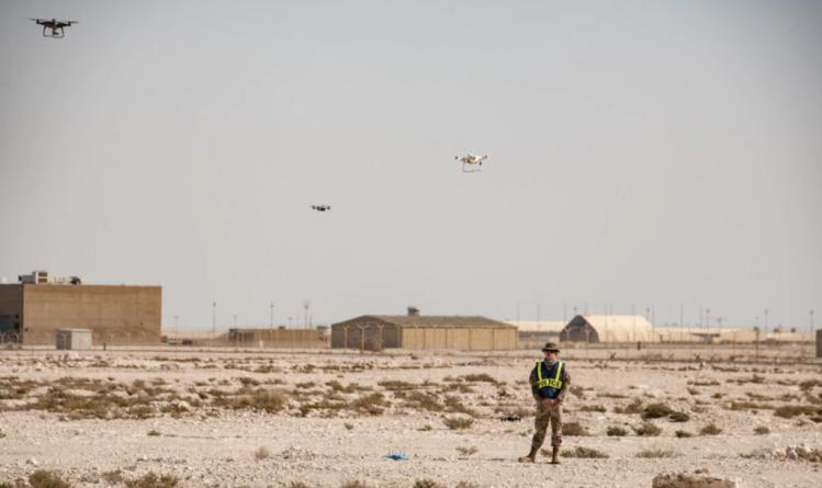 Американские военные утратили привычное для них превосходство в воздухе из-за распространения небольших вооруженных дронов