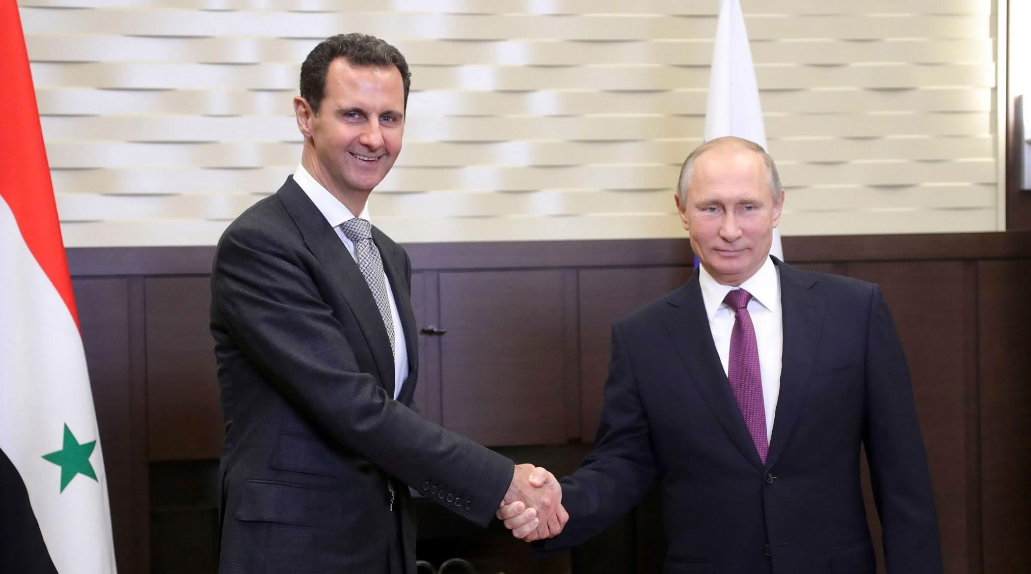 Российско-сирийский альянс по-прежнему в силе?