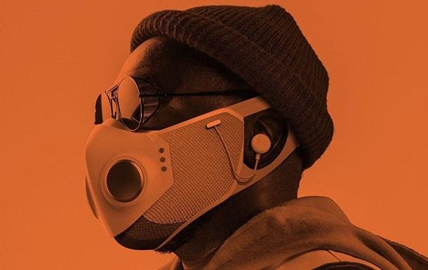 Рэпер Will.i.am представил  умную  защитную маску