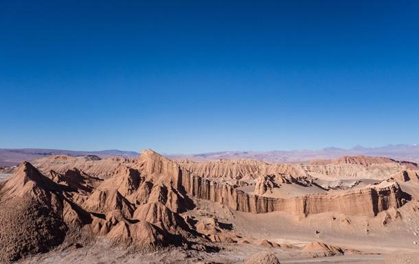NASA опубликовало фото марсианских песчаных дюн