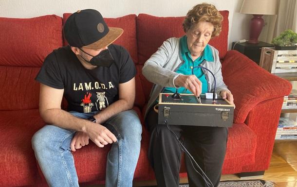 Внук создал для бабушки специальную консоль в Telegram