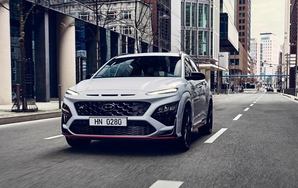 Hyundai представила заряженный кроссовер