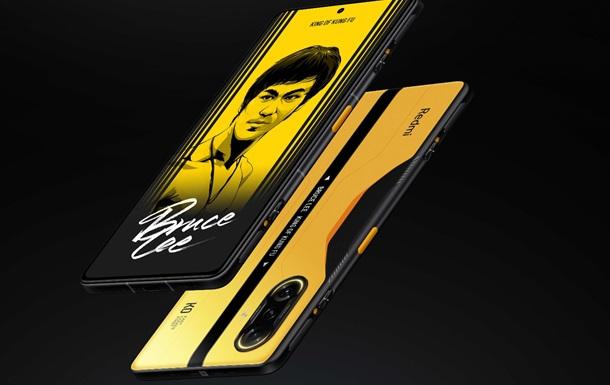 Xiaomi выпустила смартфон в честь Брюса Ли