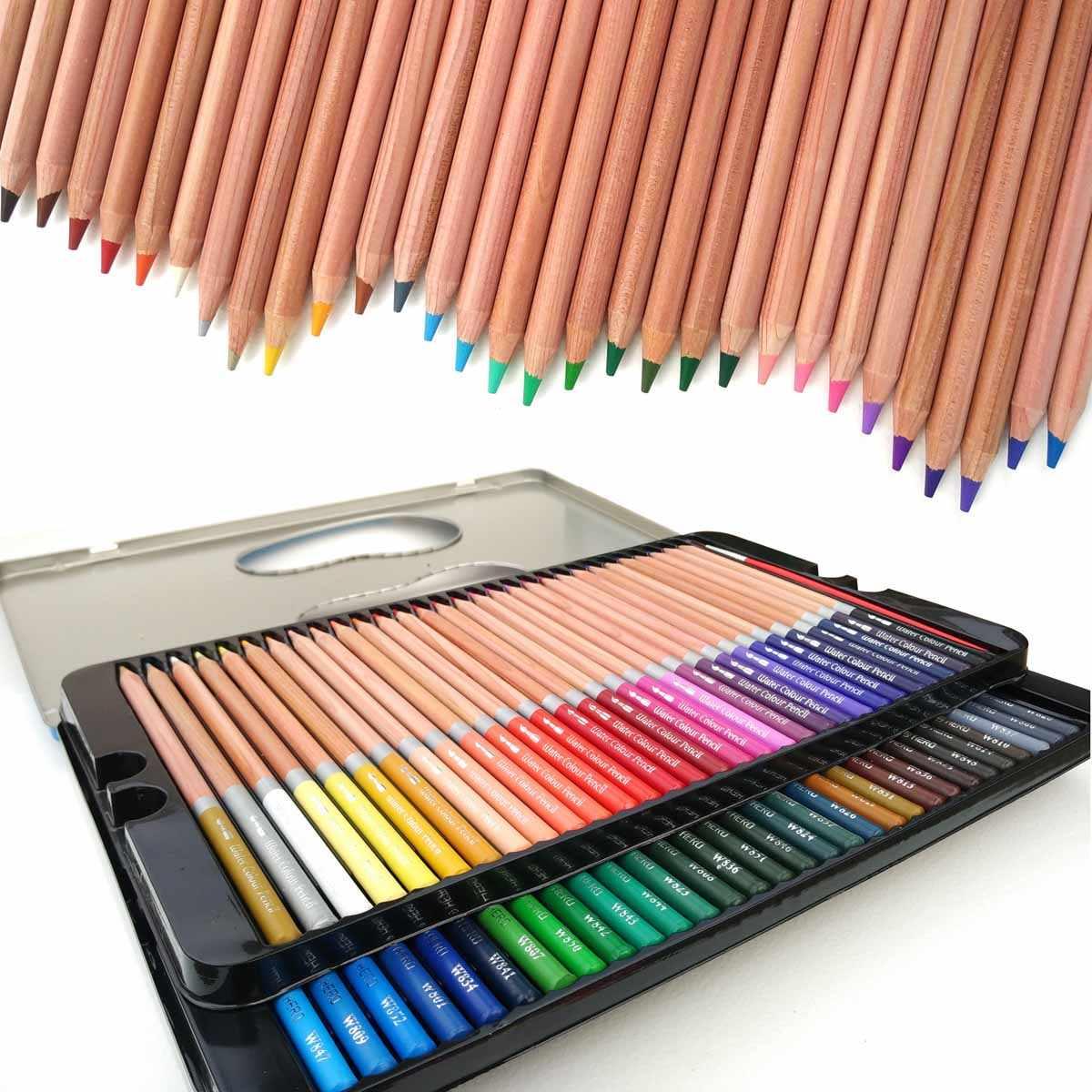 Кольорові олівці для художників