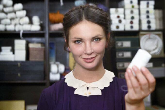Анна Дымна покоряла зрителей своей красотой