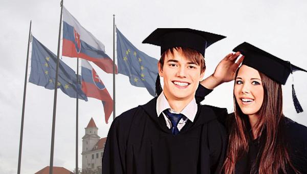 Бесплатное образование в Словакии для украинцев