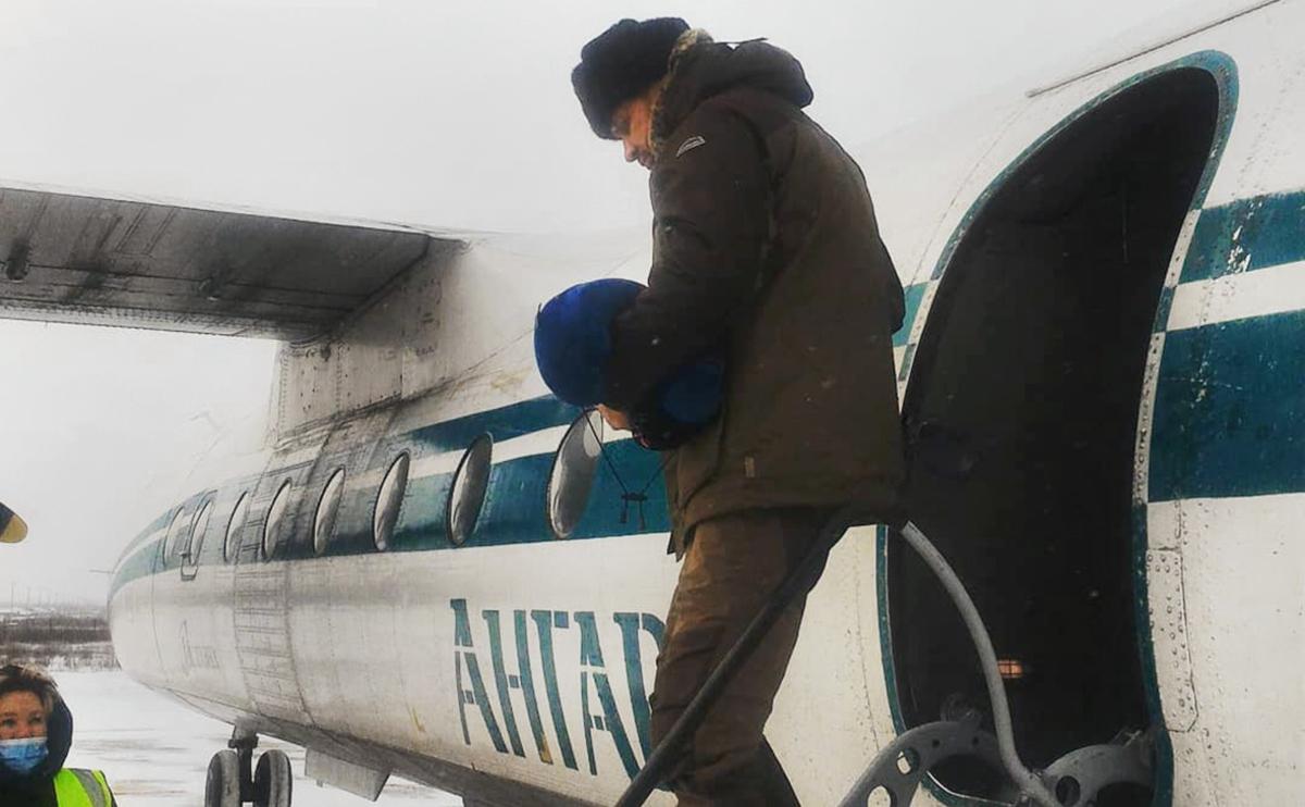 Прокуратура нашла нарушения в«угоне» рейсового самолета главой Забайкалья