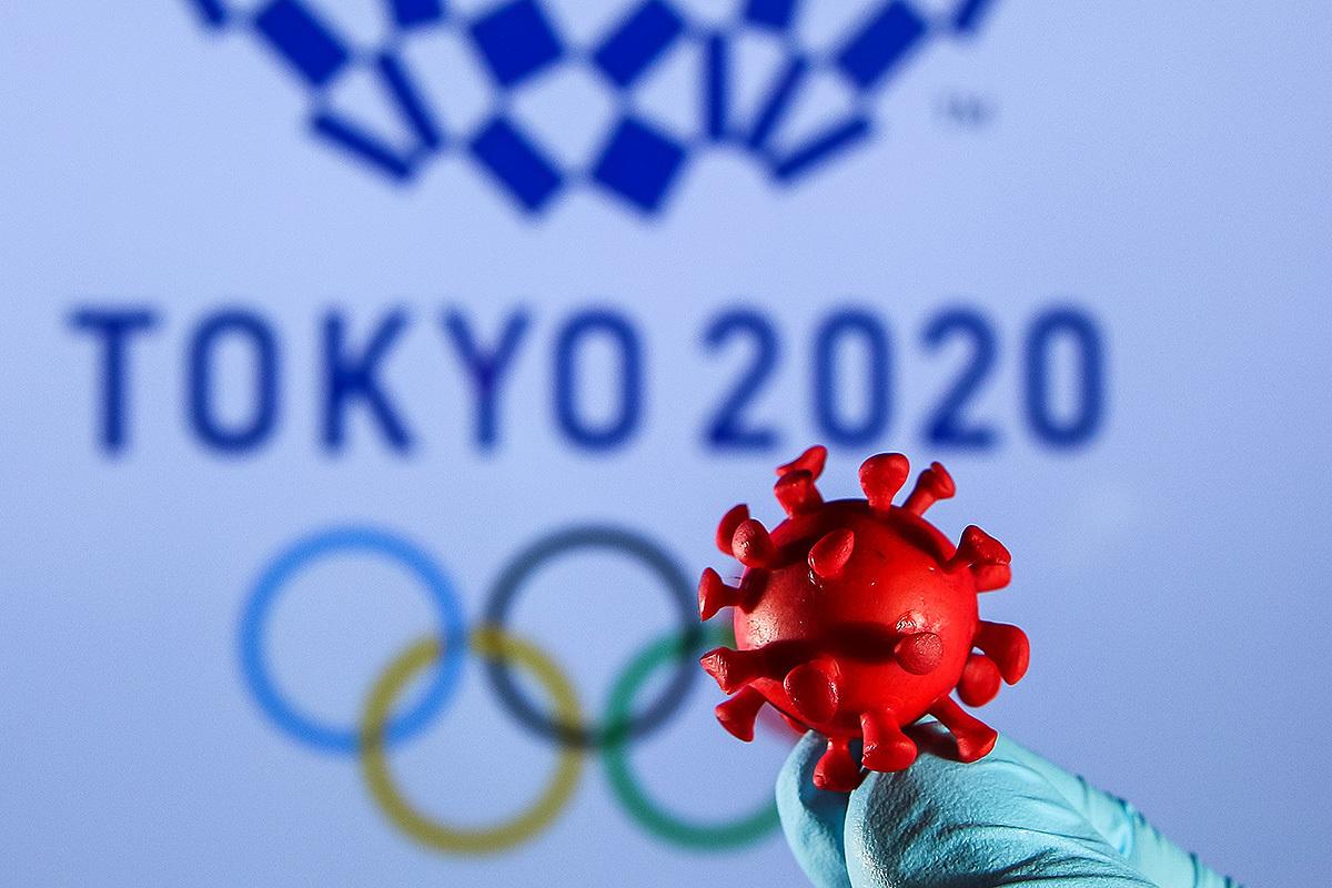 Олимпийские игры 2020 года в Токио уже один раз откладывались на год © ZumaTASS