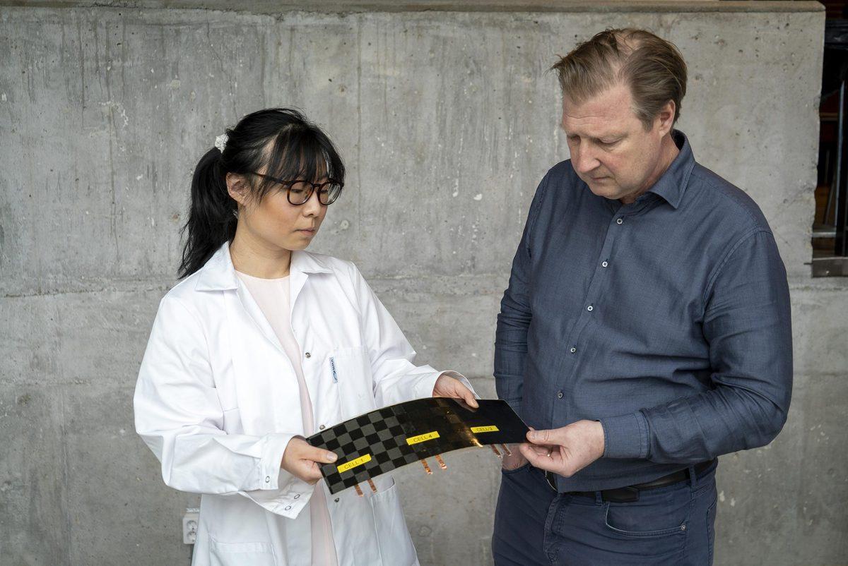 Ученые из Швеции совершили прорыв в области безмассовых аккумуляторов