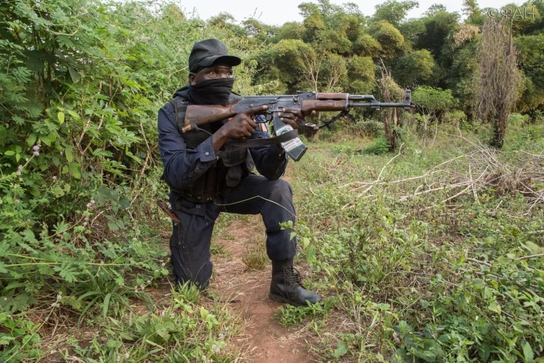 Боевики уничтожили военную базу в центре Нигерии