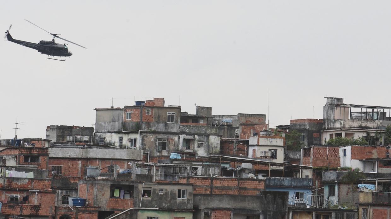 Картель «Красная команда» теснит «Первую столичную команду» из Сан-Паулу